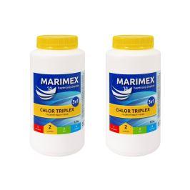 Marimex | Marimex Chlor Triplex 3v1 1,6 kg - 2 ks | 19900063