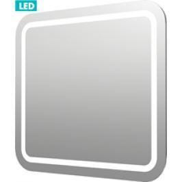 Zrcadlo s LED osvětlením Naturel Pavia Way 60x60 cm ZIL6060KRBV