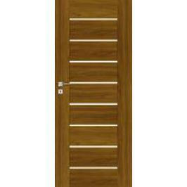 Interiérové dveře Naturel Perma pravé 80 cm ořech karamelový PERMAOK80P
