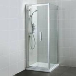 Boční zástěna ke sprchovým dveřím 80x190 cm Ideal Standard Synergy chrom lesklý L6400EO