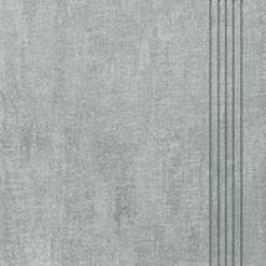 Schodovka Multi Tahiti světle šedá 33x33 cm mat DCP3B513.1