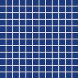 Mozaika Rako Color Two kobaltově modrá 30x30 cm mat GDM02005.1