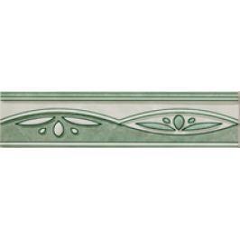 Listela Multi Laura zelená 6x25 cm lesk WLAGF055.1