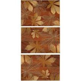 Dekor Pilch Madera iroko 20 30x45 cm, mat DMADERA20IR
