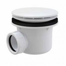 Roth Vaničkový sifon bílý plast bílá Ø90 mm 8100015