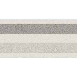 Dekor Rako Block světle šedá 30x60 cm lesk WARV4080.1