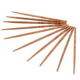 Jídelní hůlky dřevo SUSHI 5 párů ORION