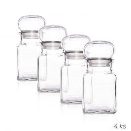 Kořenka sklo sklenička TK150 4 ks ORION