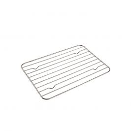 Grilovací rošt chrom 24x16,5 cm  ORION