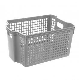 Košík stohovatelný 28x19,5x14,5 cm ORION