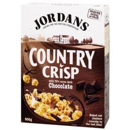 Jordans cereálie s hořkou čokoládou