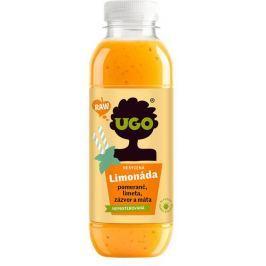 Ugo Limonáda pomeranč-limeta-zázvor-máta