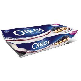 Danone Oikos borůvka cheesecake 2x110g