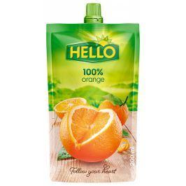 Hello 100% pomeranč Smoothie