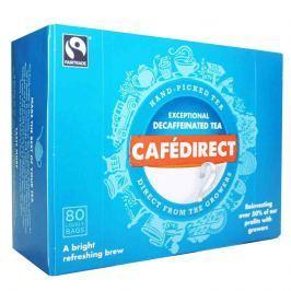 Cafédirect Černý čaj bez kofeinu Kenya 80 sáčků Černé