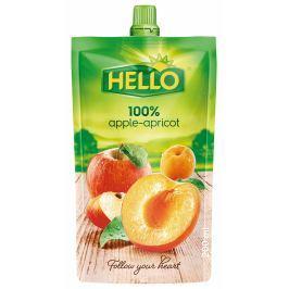 Hello 100% jablko-meruňka Smoothie