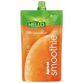 Hello Smoothie meruňka