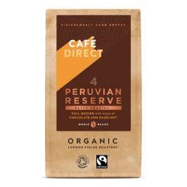 Cafédirect BIO Peru Reserve zrnková káva