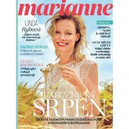 Marianne č. 8 - vydáno 19. 7. 2018