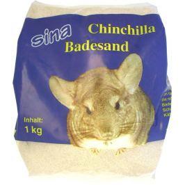 SINA písek pro činčily 1kg