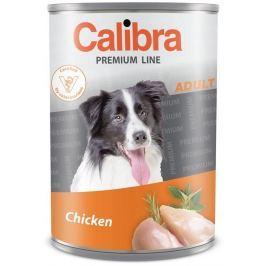 Calibra Dog Premium Adult kuře konzerva pro psy