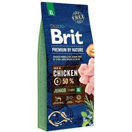Brit Premium by Nature Junior XL Velká plemena