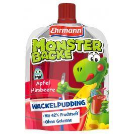 Ehrmann Monsterbacke Jelly malina / Monsterbacke Jelly pomeranč