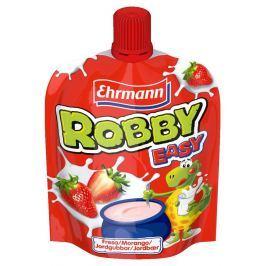 Ehrmann Robby ovocný tvaroh jahoda