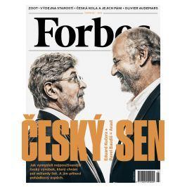 Forbes č. 7 - vydáno 5.7.2018