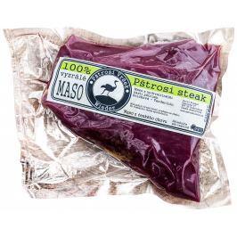 Pštrosí Vršek Pštrosí steak