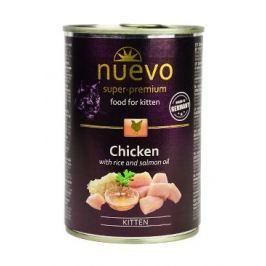 Nuevo Prémiové krmivo pro koťata s kuřecím masem