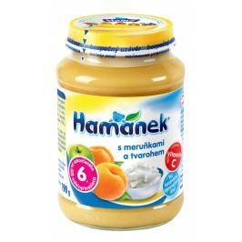 Hamánek S meruňkami a tvarohem