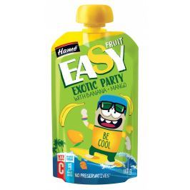 Hamé EasyFruit Exotic Party banán + mango
