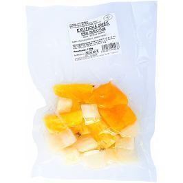 Exotická smoothie směs - cukrový meloun, ananas, mango