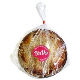 DoDo Třený koláč s jahodami - bezlepkový