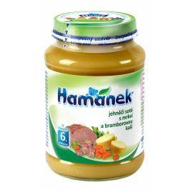 Hamánek Jehněčí soté s mrkví a bramborovou kaší