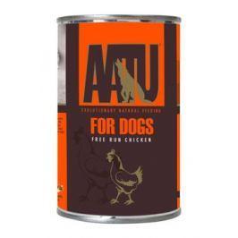 AATU Dog Chicken konzerva pro psy