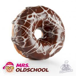 Donuter Mrs. Oldschool