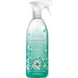 Method Water mint antibakteriální čistič koupelen