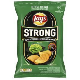 Lay's Chipsy Strong Wasabi