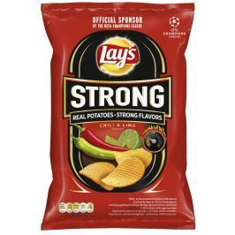 Lay's Chipsy Strong Chili & Lime