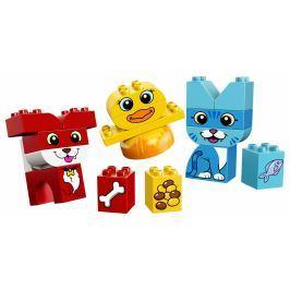 LEGO® DUPLO® My First 10858 Moji první skládací mazlíčci