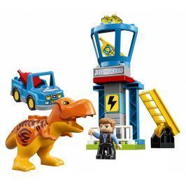 LEGO® DUPLO® Jurassic World 10880 T-Rex a věž