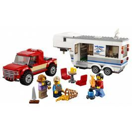LEGO® City Great Vehicles 60182 Pick-up a karavan