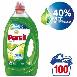 Persil 360° Complete Clean Power prací gel (5l)