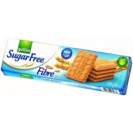 Gullón Fibre sušenky s vlákninou, bez cukru, se sladidly