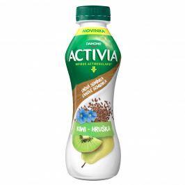 Danone Activia cereální nápoj kiwi/hruška/lněná semínka
