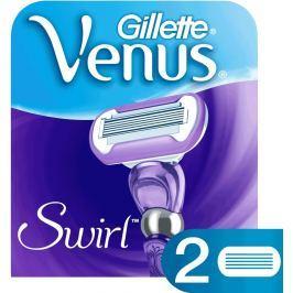 Gillette Venus Swirl náhradní hlavice 2ks