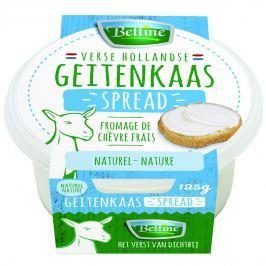 Bettine roztíratelný kozí sýr přírodní