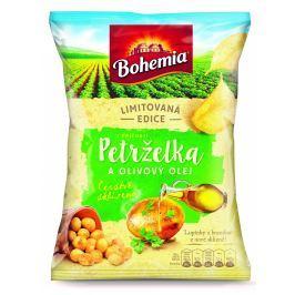Bohemia Petrželka a olivový olej